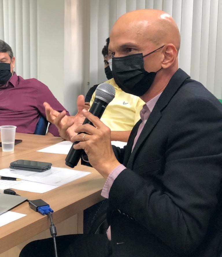 Vice-presidente do Grupo Aço Cearense participa de reunião da Comissão de Desenvolvimento Socioeconômico de Marabá